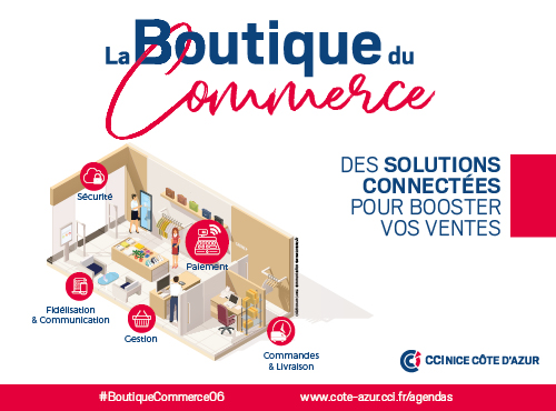 La boutique du commerce en tournees